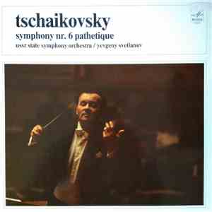 Tschaikovsky - Symphony Nr. 6 Pathetique mp3 album