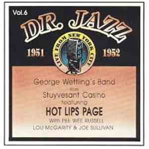 George Wettling's Band Featuring Hot Lips Page - George Wettling's Jazz Band From Stuyvesant Casino Featuring Hot Lips Pageh1