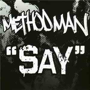 Method Man - Say mp3 album