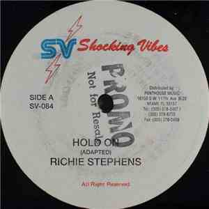 Richie Stephens / Lady G - Hold On / Pretty Brown Eyes mp3 album