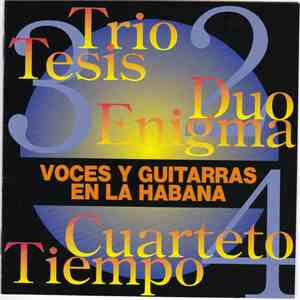 Various - Voces y Guitarras En la Habana mp3 album