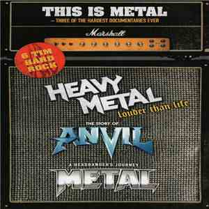Various - This Is Metal - Three Of The Hardest Documentaries Ever mp3 album
